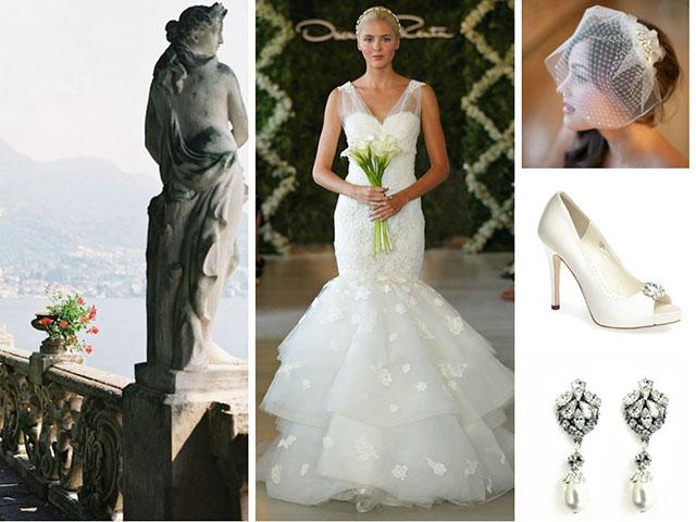Fashion Talk, Lover.ly, Oscar de la Renta, Style, Wedding Style Inspiration
