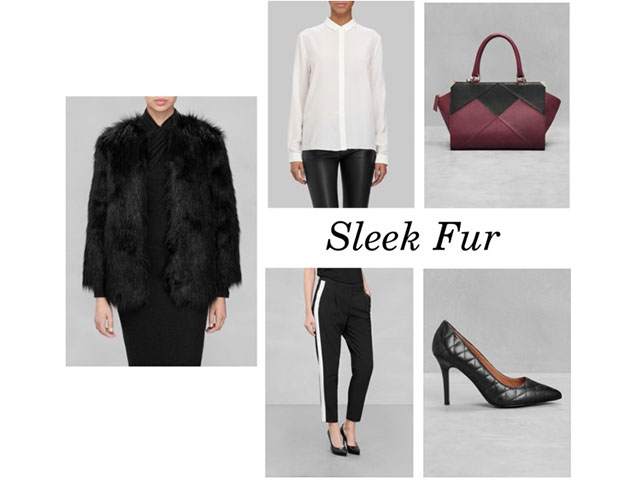 & Other Stories, Fall, Fall Attire, Fashion Talk, Fur, HM, Lookbook Inspiration, Polyvore, Style, Style Inspiration