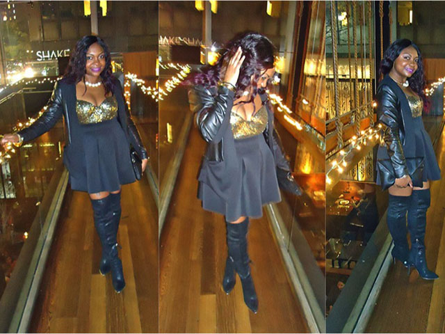 Aldo Accessories, Birthday look, Dor L Dor, Fashion Talk, Glam, Glitz, GUESS, HM, LOTD, Macy's, Necessary Clothing, Outfit of the Night, Style Inspiration, Yanni's Style