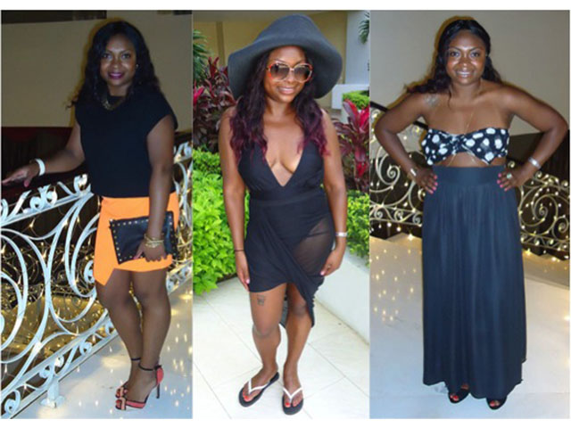 Bebe, Boohoo, Charming Charlie, Forever21, Go Jane, HM, Jamaica, LOTD, Mango, Neon, Old Navy, OOTD, OOTN, Style Inspiration, Summer, Vacation Attire, Zara