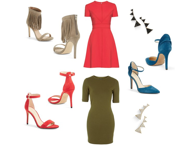 AnniversarySale, Dresses, Fashion Talk, FashionCandyRoundup, Jewelry, Nordstrom, Polyvore, Sale, Shoes, Style